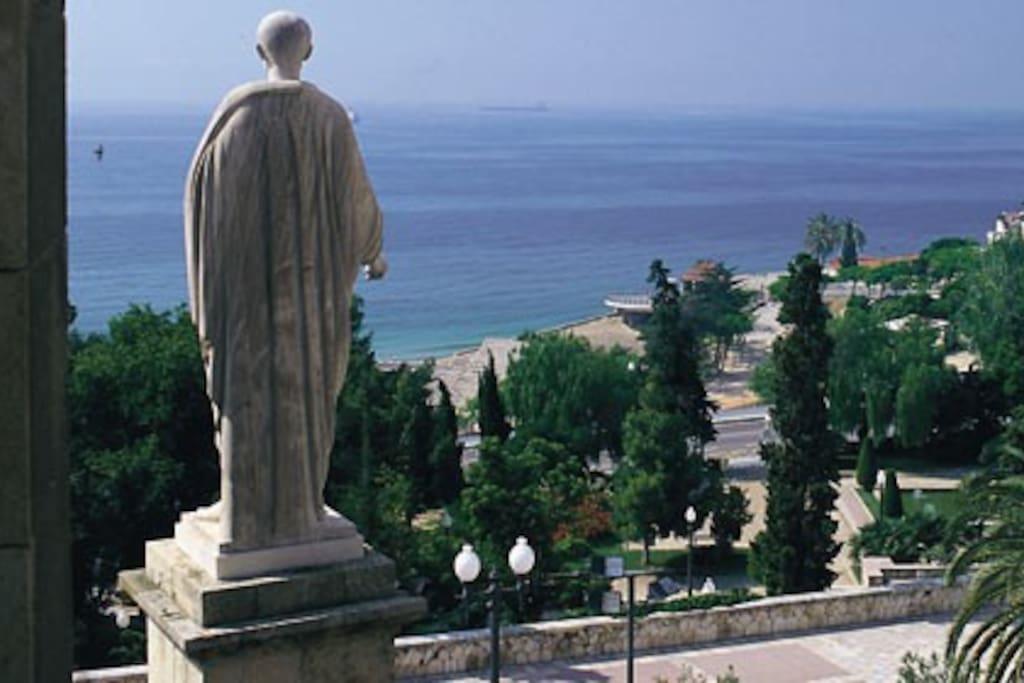 Tarragona est classée au patrimoine de l'humanité