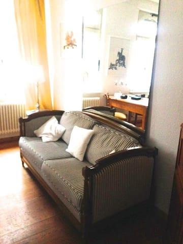 Wohnung am Rande des Schwarzwalds