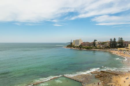 Panaramic Ocean Front Views - Cronulla - Lejlighed