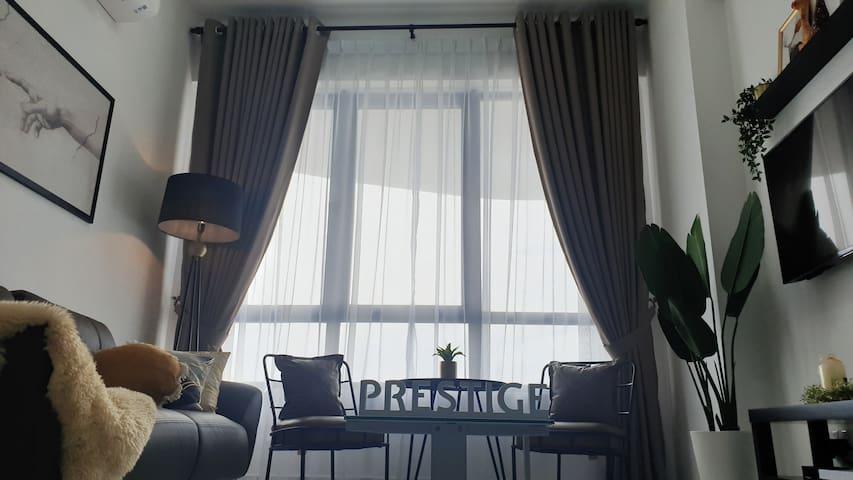 Prestige Troika 32 - 2 Bedroom at High floor 23-08