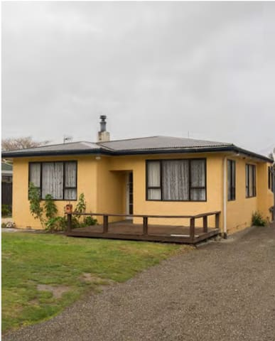 The gateway to Golden Bay and Nelson Lakes - Motueka - Casa