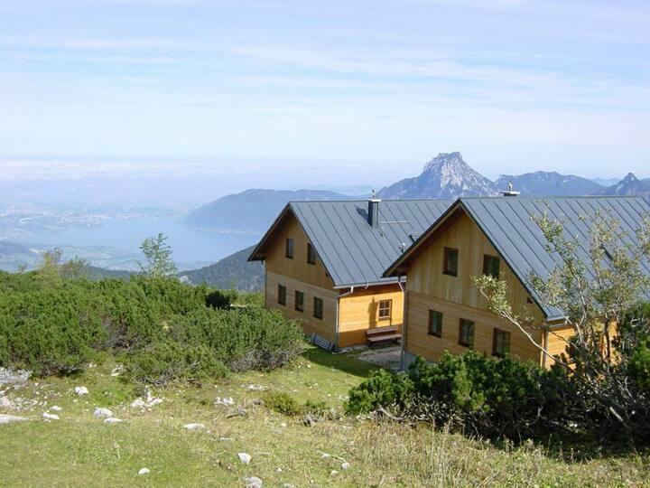 Erlakogelhütte am Feuerkogel
