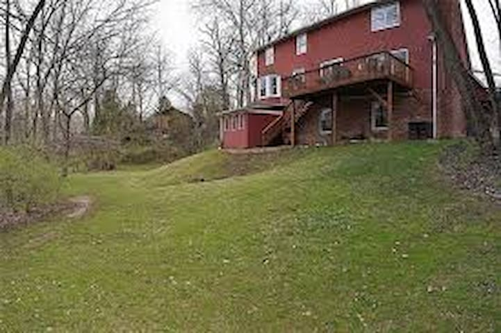 Peaceful escape close to Indy's best attractions!