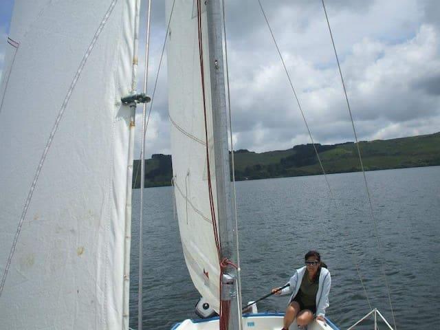 Lakes 4 U, Mourea, between Lakes Rotorua & Rotoiti