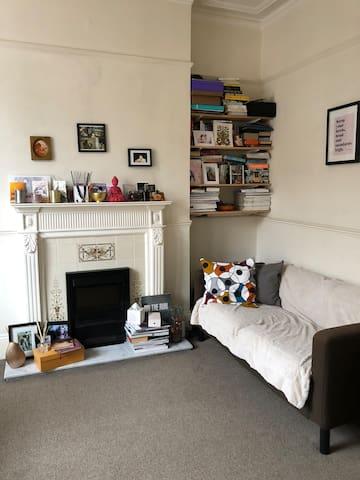 Charming 1 bed flat near Portobello Market