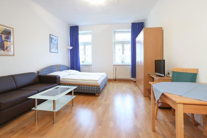 Gemütliches kleines 2er Apartment in Zentrumsnähe