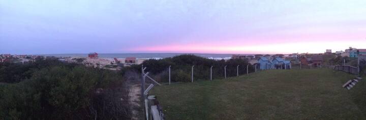 Maresias 1. Excelente vista al mar.
