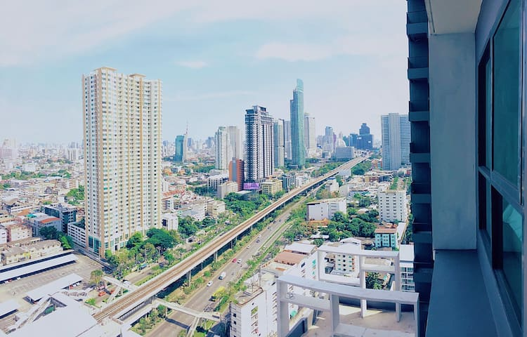 Sathorn Skyview Studio close BTS @ Icon Siam Mall
