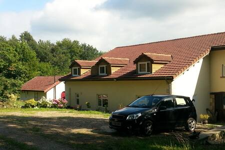 Spacious country house & garden, sleeps 8 or more - Saint-Lon-les-Mines
