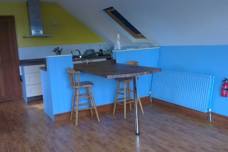 Studio Flat with sea views - West Sussex - 公寓