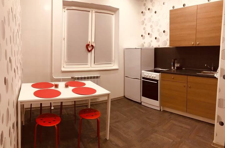 1-комнатная квартира за полярным кругом
