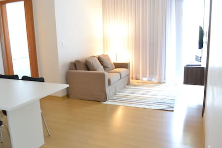 Feels like home! :) - Belo Horizonte - Appartement
