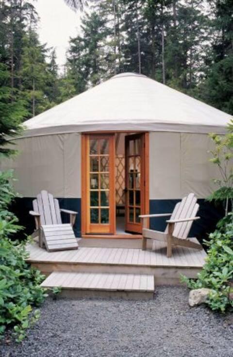 Yurta for rent