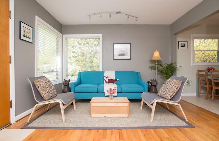 Cozy Portland Getaway! - 2 BR, 5 guests - Portland - Haus