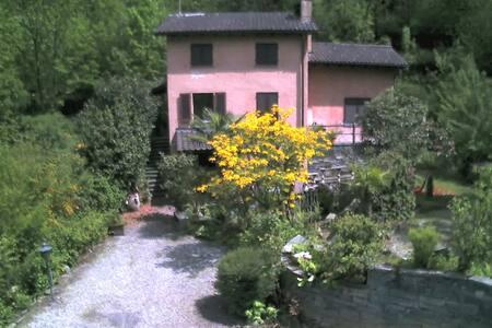 Casa Gauguin 2-6 people - Arcegno - บ้าน