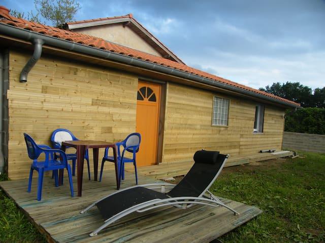 Studio à 10 mn des plages, campagne - Saint-André-de-Seignanx - Apartment