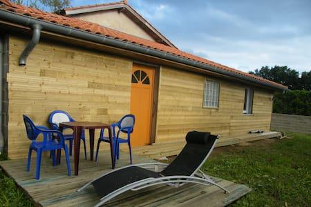 Studio à 10 mn des plages, campagne - Saint-André-de-Seignanx - Appartement
