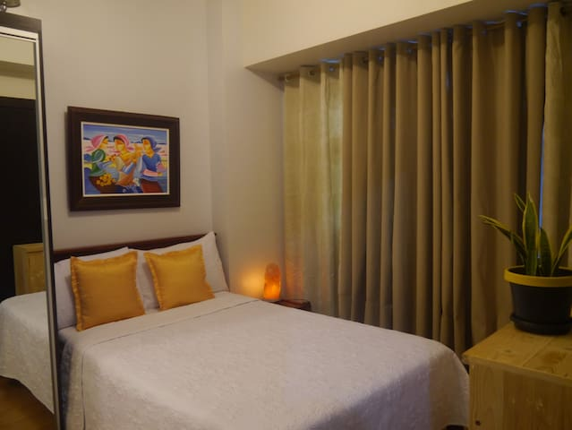 Healthy 1BR furnished to your utmost comfort!