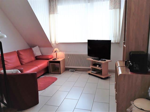 Maisonnette-Apartment  an der  Ruhr-Uni