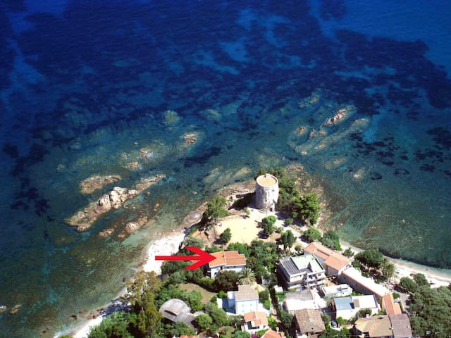 In Sardinia, in front of the sea!! - Santa Maria Navarrese - Apartament
