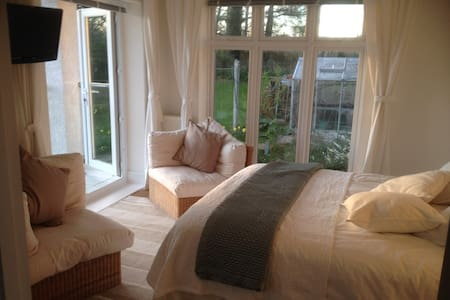 Kingfisher Room (Double ensuite) - Builth Wells