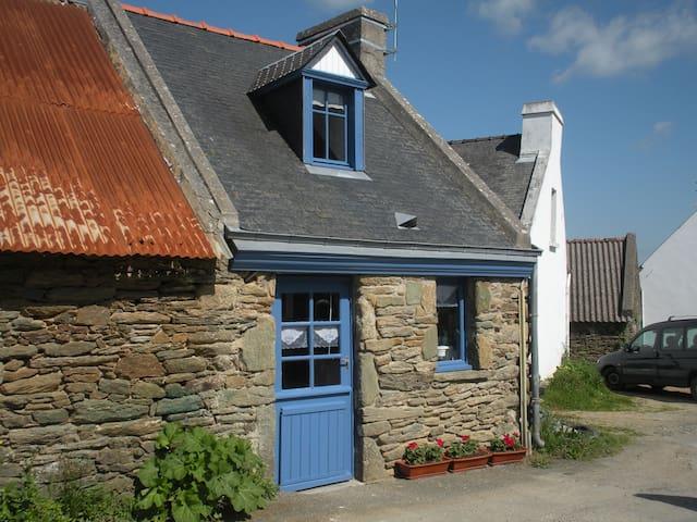 mignonne maisonnette sur Groix - Groix - Huis
