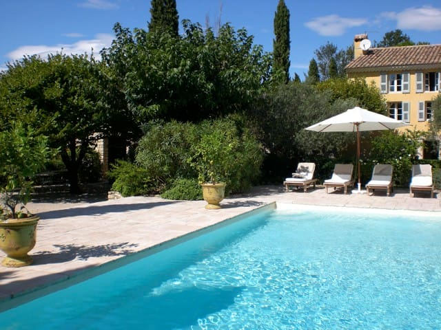 Dream-House in Provence - Pernes-les-Fontaines - Hus