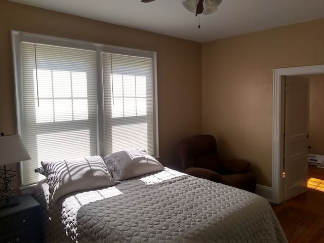 Furnished Bedroom