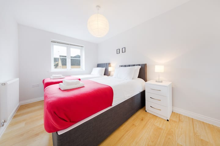 Bristol Luxury Apartment FREE PARKING