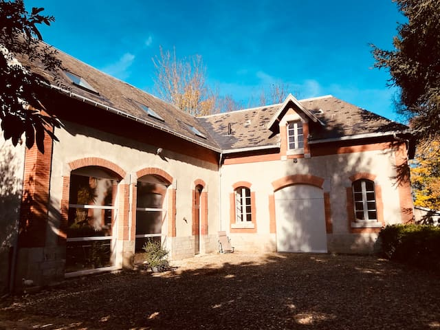 Beautifully renovated Coach House in the Ariege