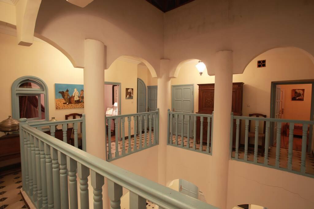 Couloie 2ème Etage