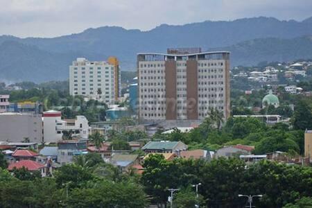 Cebu Hi-Rise Condo by IT Park +WiFi - Cebu City - Apartment