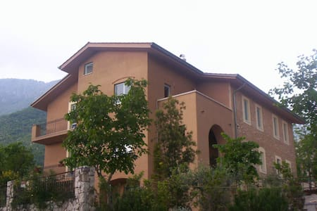 Country House in the olive grove - San Donato Val Di Comino