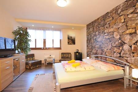 RUDOLF Slovensky raj Double room - Spisska Nova Ves - House