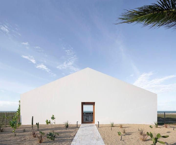 MODICO: Charming Beach House-Sao Miguel Do Gostoso