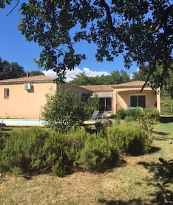 Villa à La Capelle et Masmolène - La Capelle-et-Masmolène