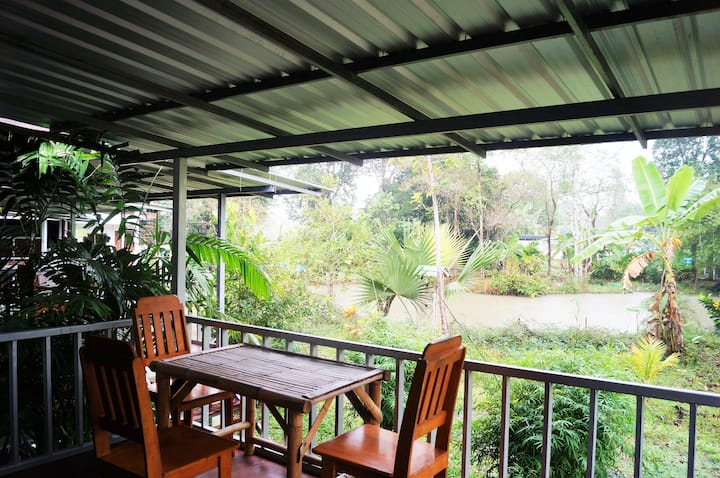 Phangan farm stay 108