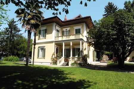 Appartamento in villa d'epoca - Albiano d'Ivrea - Leilighet