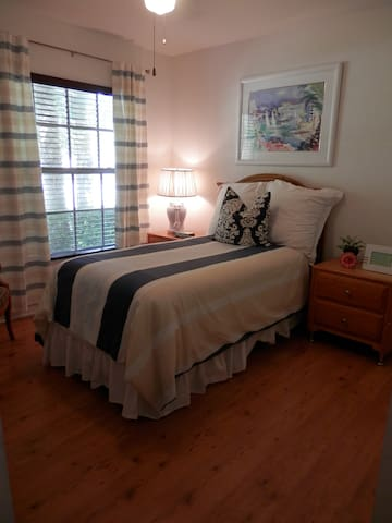 Coastal Decor Bedroom One Guest Only No Extra Fees