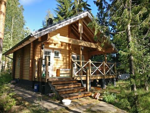 Cottage at Lähderanta