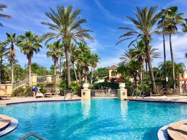 Regal Palms Resort Townhome