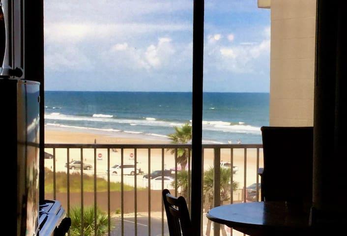 """Just Perfect!""   Seaside Breezes, Daytona Beach"