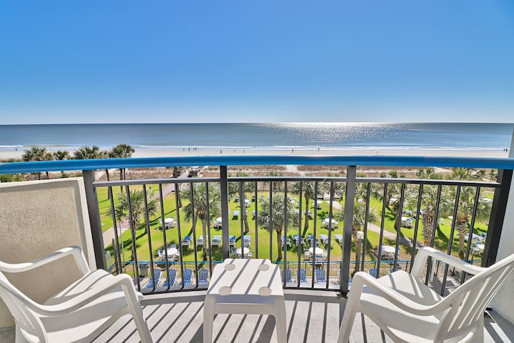 Oceanfront Beauty at the Boardwalk Resort