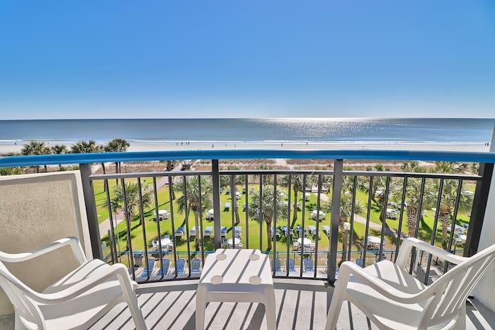 Oceanfront Beauty at the Boardwalk Resort