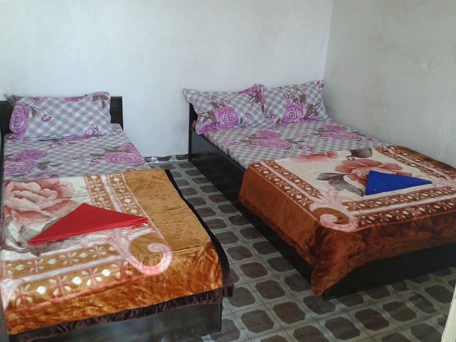 Family Room at Happy House