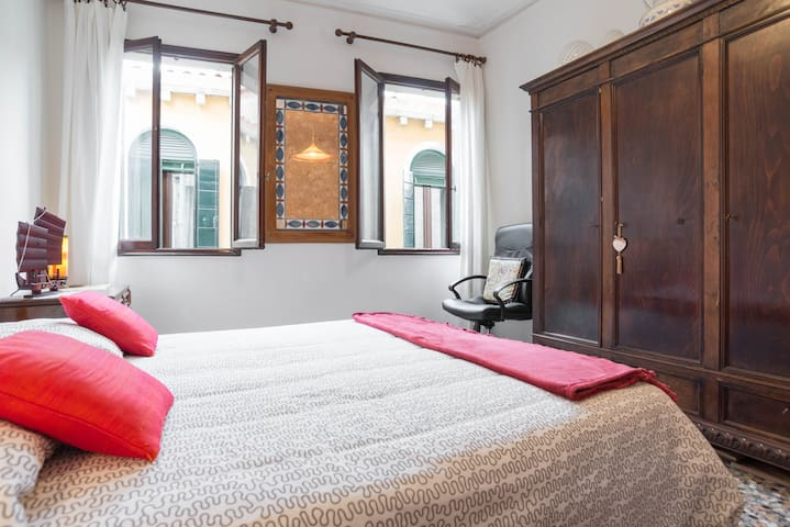 Romantic Bedroom - Venedig - Lägenhet