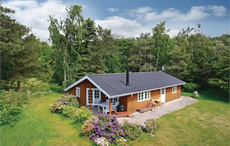 Holiday cottage with 2 bedrooms on 80m² in Højby