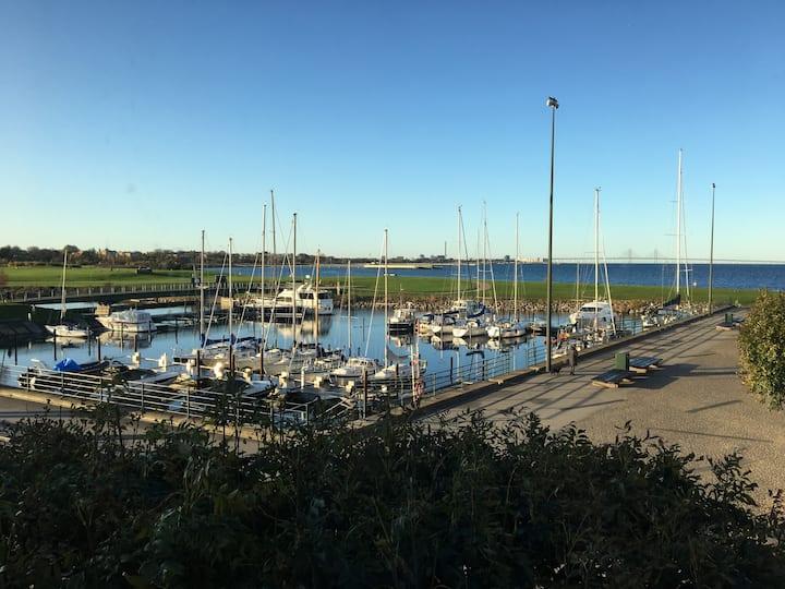 Ocean view in Västra Hamnen