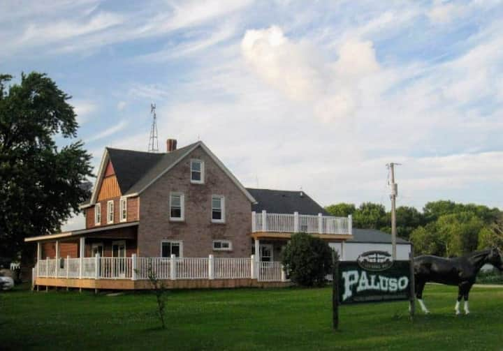 Paluso Guest Ranch