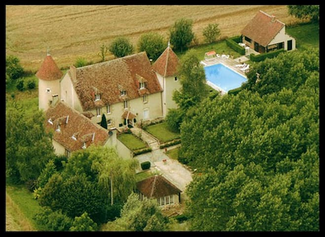 Le petit Chateau de Sainte Colombe  - Bouges-le-Château - Bed & Breakfast